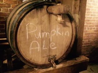 FermentingPumpkinAle2015